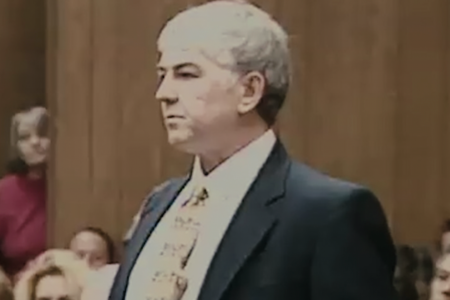 Who Is Ron Williamson, Subject Of 'Innocent Man'? | Martinis & Murder
