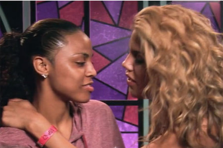 Share bad girls club lesbian