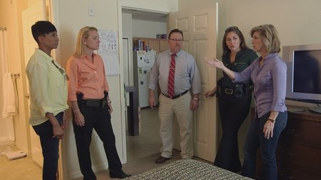 'Cold Justice' Team Recreates Scene Of Heyzel Obando's Shooting