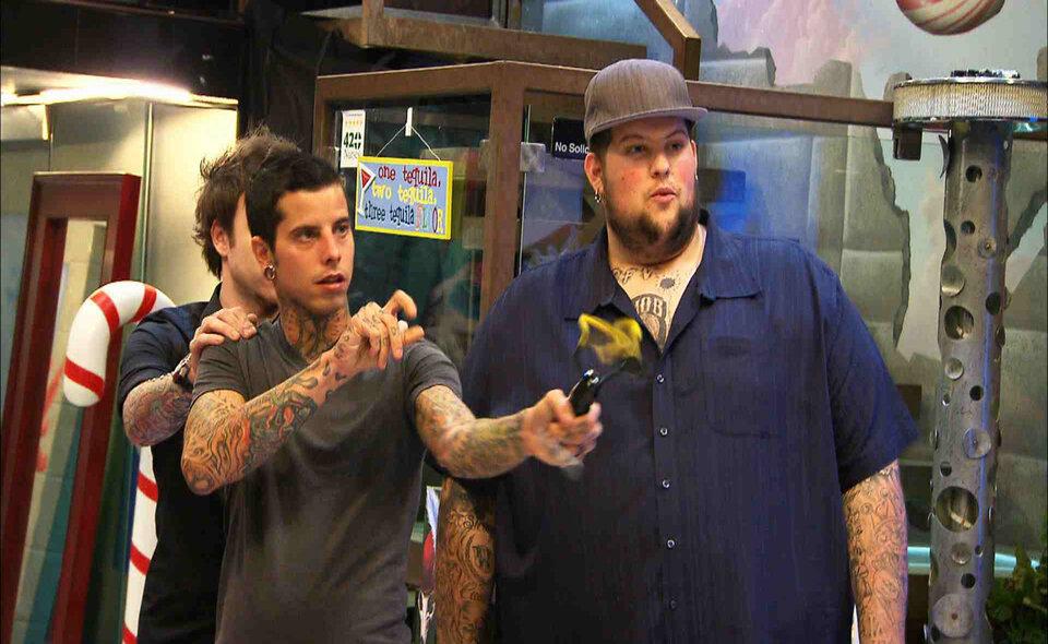 Episode 8 Recap | Tattoos After Dark Photos