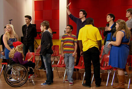 Episode 202: Dance-ability | The Glee Project Photos