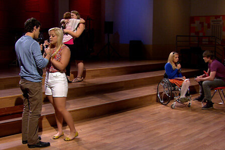 Episode 209: Romanticality | The Glee Project Photos