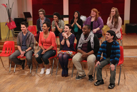 The Glee Project ep3: Vulnerability | The Glee Project Photos