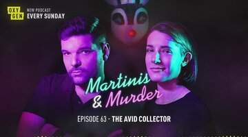 Martinis & Murder Episode #63 - The Avid Collector