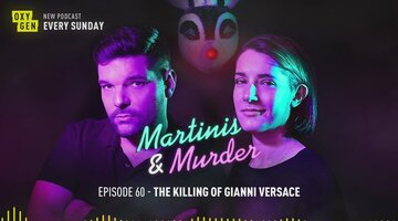 Martinis & Murder Episode #60 - The Killing of Gianni Versace