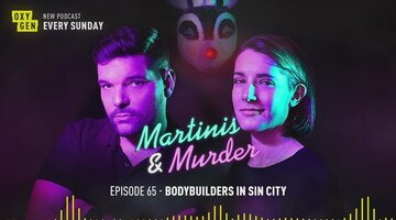 Martinis & Murder Episode #65 - Bodybuilders in Sin City