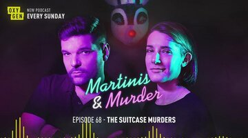 Martinis & Murder Episode #68 - The Suitcase Murders