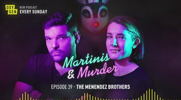 Martinis & Murder Episode #39 - The Menendez Brothers