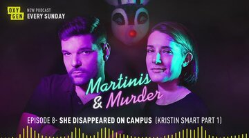 Martinis & Murder Episode #8 - She Disappeared On Campus (Kristin Smart Part 2)
