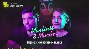 Martinis & Murder Episode #30 - Murdered in Silence