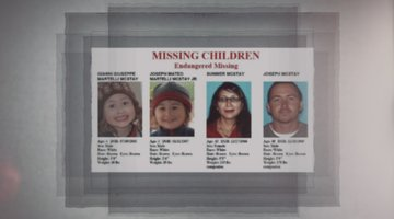McStay Family Car Found Near Mexican Border