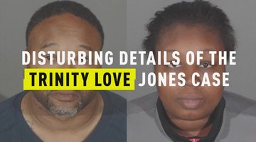 Disturbing Details of the Trinity Love Jones Case