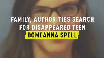 Family, Authorities Search for Missing Teen Domeanna Spell