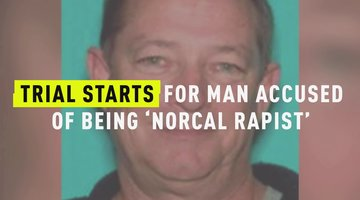 Trial Starts For Man Accused Of Being 'NorCal Rapist'