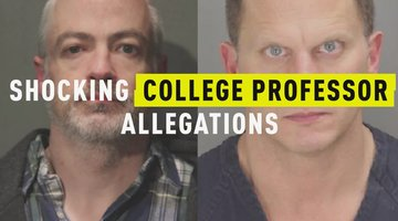 Shocking College Professor Allegations