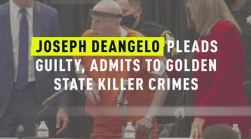 Joseph Deangelo Pleads Guilty, Admits To Golden State Killer Crimes