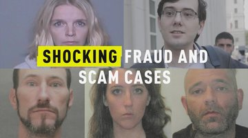 Shocking Fraud and Scam Cases