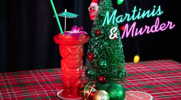 Grinch Grog: Martinis & Murder Cocktails, Episode #100