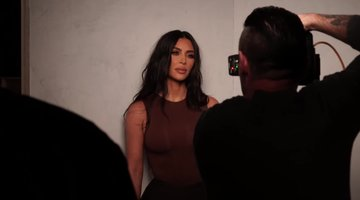 Behind The Scenes Of 'Kim Kardashian West: The Justice Project'