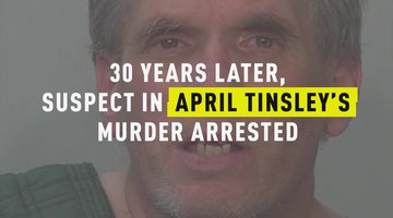 Suspect in April Tinsley's Murder Arrested