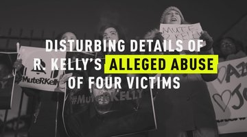 Disturbing Details of R. Kelly's Alleged Abuse of Four Victims