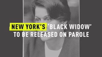 New York's 'Black Widow' To Be Released On Parole