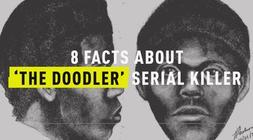 8 Facts About 'The Doodler' Serial Killer