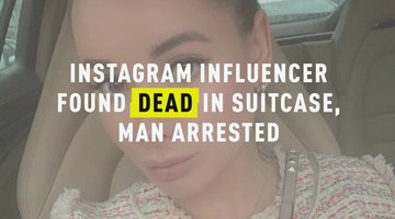 Instagram Influencer Found Dead In Suitcase, Man Arrested