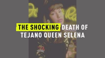 The Shocking Death of Tejano Queen Selena
