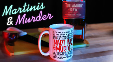 Hot Apple D.E.W. - Martinis & Murder Episode #103