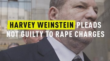 Harvey Weinstein Pleads Not Guilty to Rape Charges