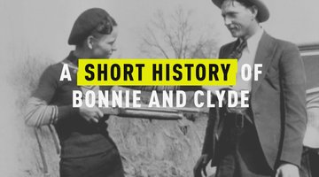 A Short History of Bonnie and Clyde