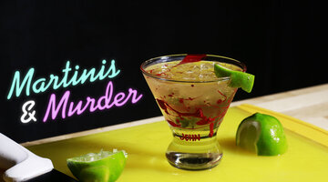 Martinis & Murder Cocktails: Tennessee Mule, Episode #75