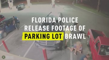 Florida Police Release Footage of Parking Lot Brawl