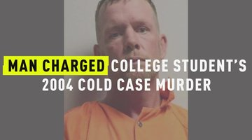 Man Charged College Student's 2004 Cold Case Murder