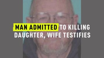 Man Admitted To Killing Adopted Daughter, Wife Testifies