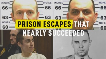 Prison Escapes That Nearly Succeeded