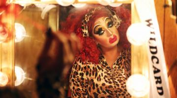 Meet Crimson Kitty, New York's Premier Female Drag Queen