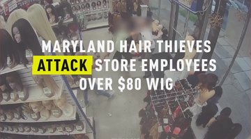 Maryland Hair Thieves Attack Store Employees Over $80 Wig