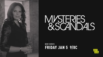 Mysteries & Scandals Premieres on January 5th!