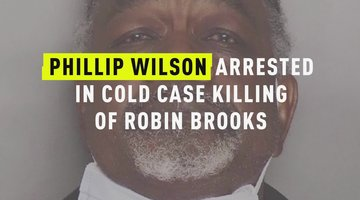 Phillip Wilson Arrested In Cold Case Killing Of Robin Brooks
