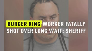 Burger King Worker Fatally Shot Over Long Wait: Sheriff
