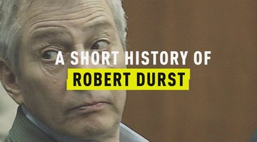 A Short History Of Robert Durst