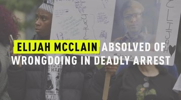 Elijah McClain Absolved Of Wrongdoing In Deadly Arrest