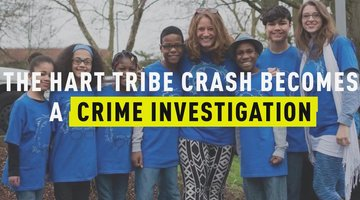 The Hart Tribe Crash Becomes A Crime Investigation