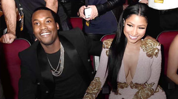 Nicki Minaj and Meek Mill Are Moving In Together