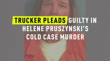 Trucker Pleads Guilty In Helen Pruszynski's Cold Case Murder