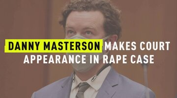 Danny Masterson Makes Court Appearance In Rape Case