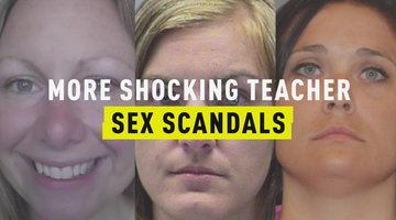 More Shocking Teacher Sex Scandals