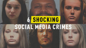 6 Shocking Social Media Crimes